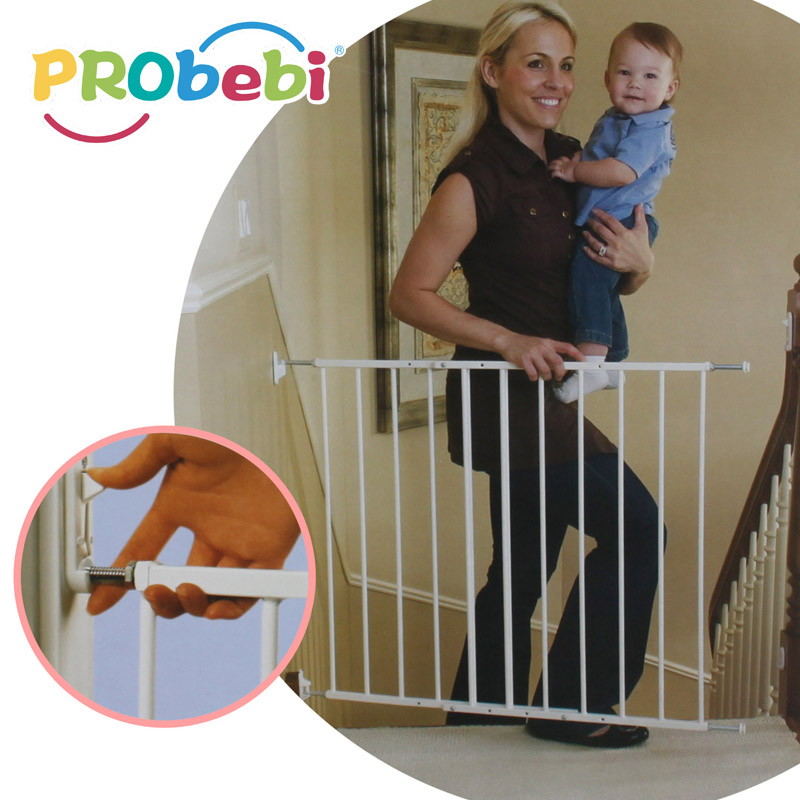 adjustable baby safe gate