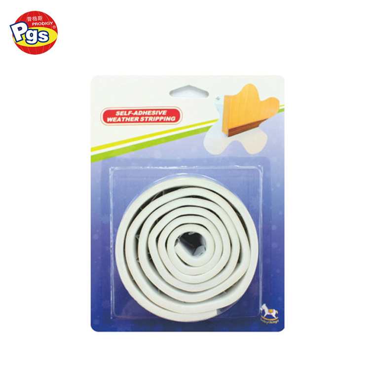 self adhesive foam door strip
