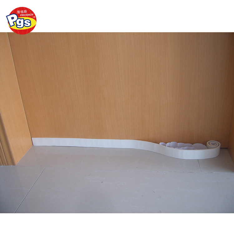 under door packing self adhesive foam door strip