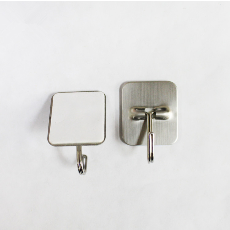 self adhesive metal hook