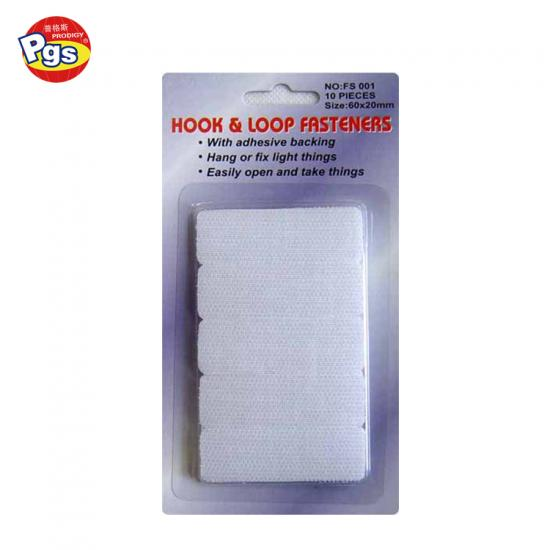 hook and loop stickers