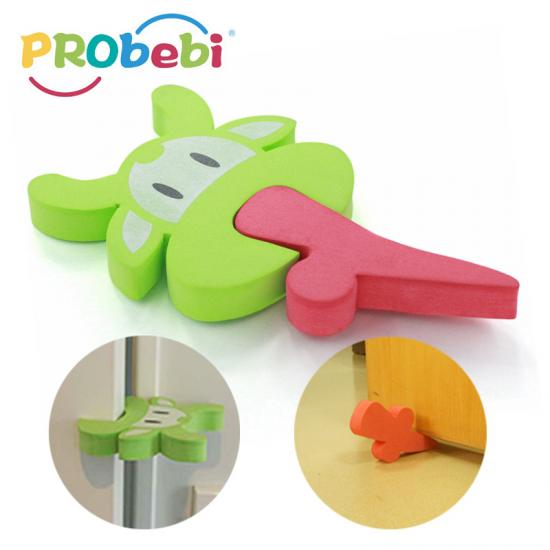New shape baby care door guard