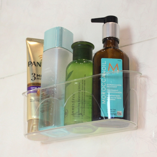 hanging bathroom organizer