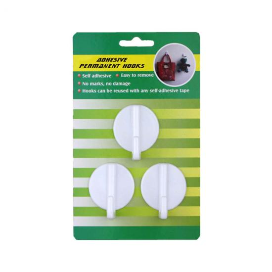 plastic removable adhesive hook