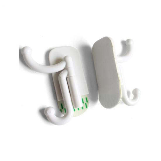 wall mounted plastic hook