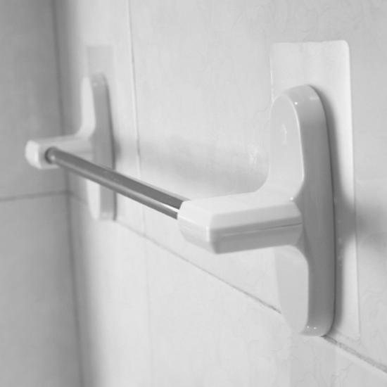 bathroom strong adhesive towel hanger