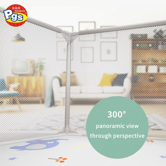 New style folding indoor playpen baby